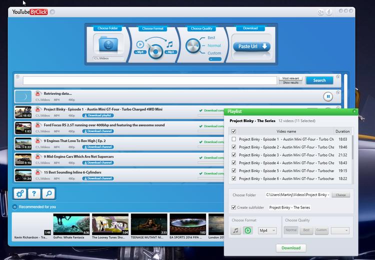 Скачать Videoder на компьютер Windows бесплатно